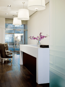 Midtown Dental Reception